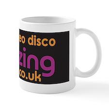 audio video disco mug - Approx £8.50