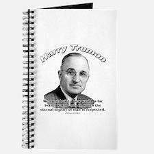 Harry Truman 01 Journal