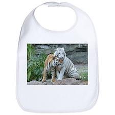 Cute Save tiger Bib