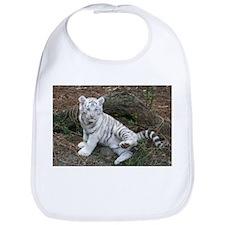 Unique Tiger cat Bib