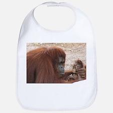 Funny Gorilla Bib