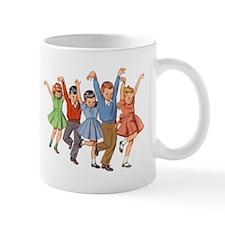 'Follow the Leader' Ceramic Mug