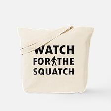 Watch Squatch Tote Bag
