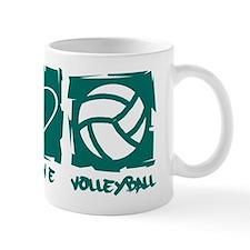 Peace.Love.Volleyball Mug