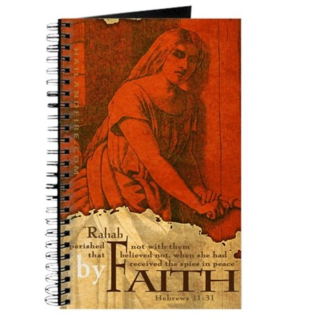 By Faith: Rahab and the Spies (Journal)