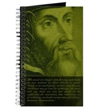 John Calvin Quote on Arminianism (Journal)
