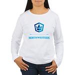 Hansen Saga Women's Long Sleeve T-Shirt