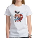 Crab & Gear Shack Women's T-Shirt