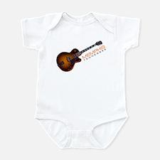 Memphis Guitar Infant Bodysuit