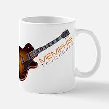 Memphis Guitar Mug