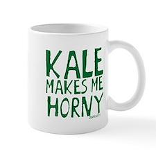 Kale Makes Me Horny Small Mug