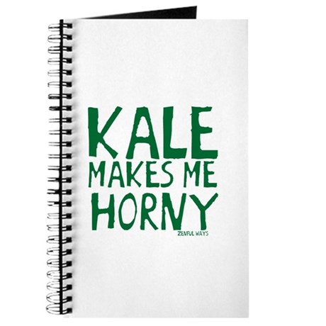Kale Makes Me Horny Journal