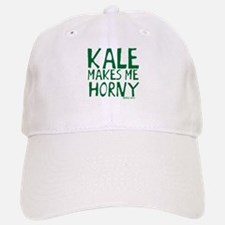 Kale Makes Me Horny Baseball Baseball Cap