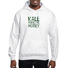 Kale Makes Me Horny Hoodie