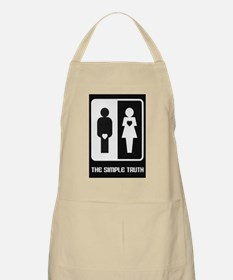 The Simple Truth BBQ Apron
