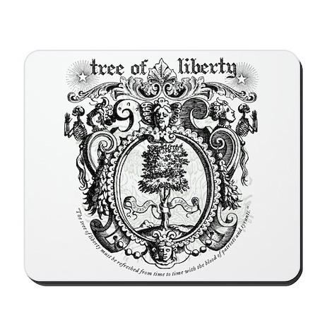 Tree of Liberty Mousepad