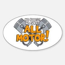 All Motor Decal