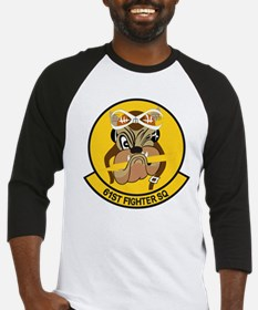 61st Fighter Squadron Baseball Jersey