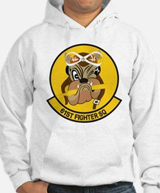 61st Fighter Squadron Hoodie