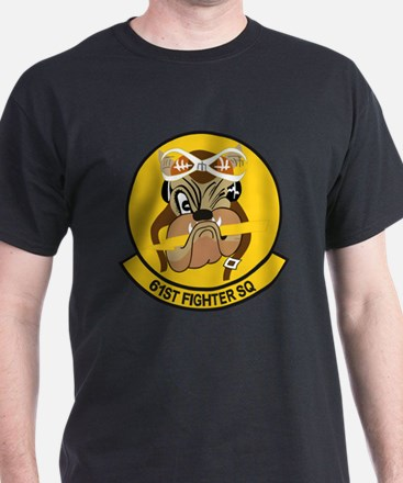 61st Fighter Squadron T-Shirt