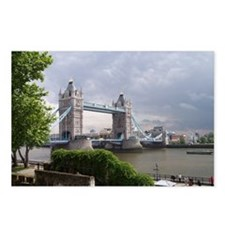 Tower Bridge - London Postcards (Package of 8)