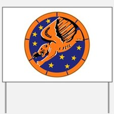 99th Fighter Squadron Yard Sign
