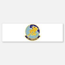 81st Fighter Squadron Bumper Bumper Sticker