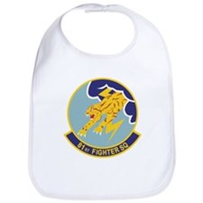 81st Fighter Squadron Bib