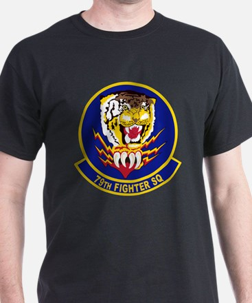 79th Fighter Squadron T-Shirt