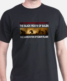 T-Shirt - The Black Roots of Salsa