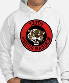 120th Fighter Squadron Hoodie