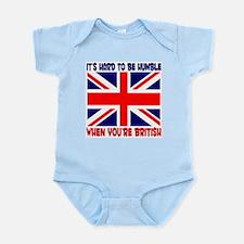 British English Pride Infant Creeper