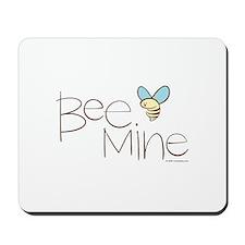 """Bee Mine"" Mousepad"