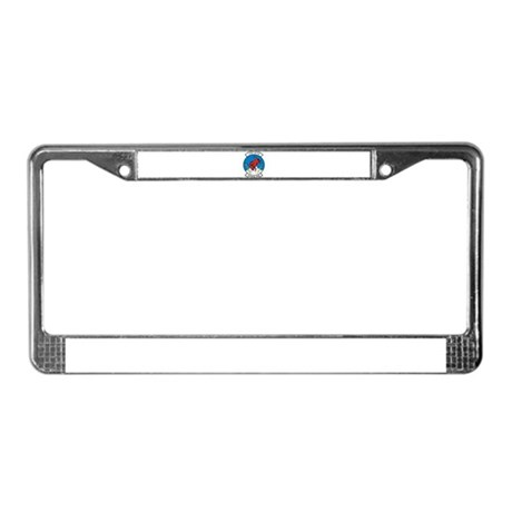148th Fighter Squadron License Plate Frame
