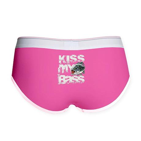 Kiss My Bass Women's Boy Brief