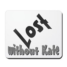 Lost Kate Mousepad