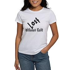 Lost Kate Tee