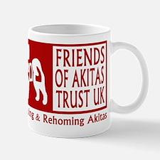 Unique Akita rescue Mug