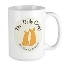 The Daily Corgi Mug