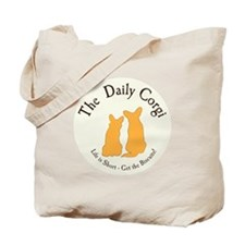 The Daily Corgi Totebag