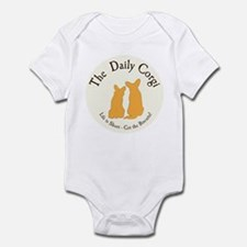 The Daily Corgi Infant Bodysuit