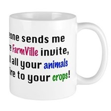 FarmVille Mug