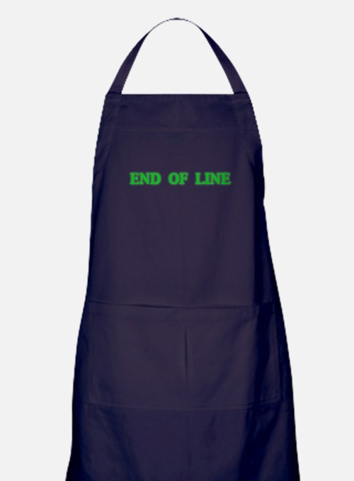 End of Line Apron (dark)