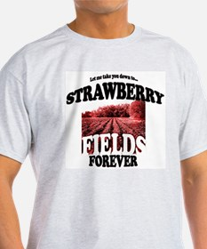Strawberry Fields Beatle T-Shirt