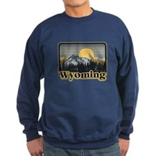Wyoming Sweatshirt (Navy)