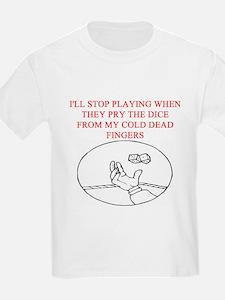 craps player joke T-Shirt