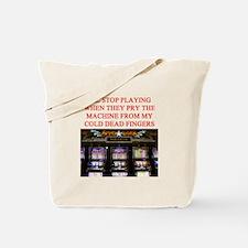 slota player joke Tote Bag