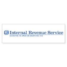 The IRS Bumper Sticker