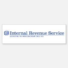 The IRS Sticker (Bumper)