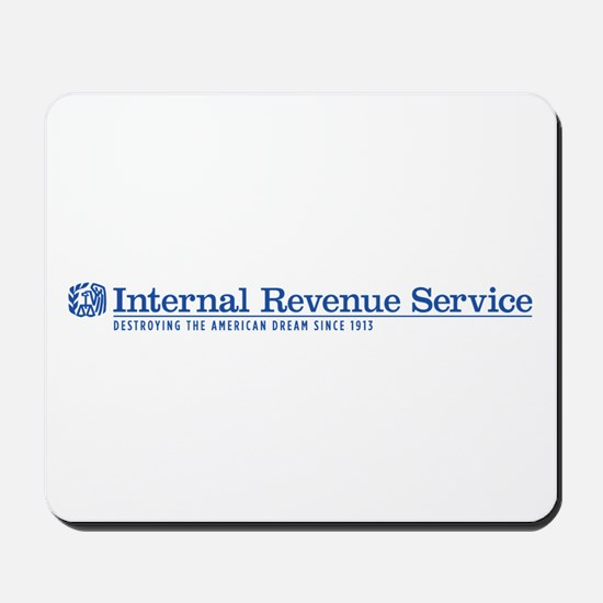The IRS Mousepad